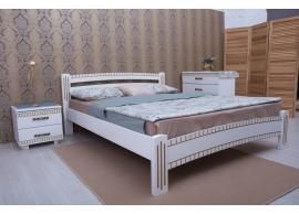 Кровать Милана Люкс с фрезеровкой Аурель